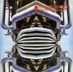 Alan Parsons Project - Ammonia Avenue CD Cover Art