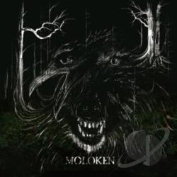 Moloken - We All Face The Dark Alo CD Cover Art
