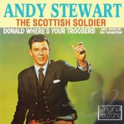 Stewart, Andy - Scottish Soldier CD Cover Art