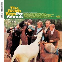 Beach Boys - Pet Sounds CD Cover Art