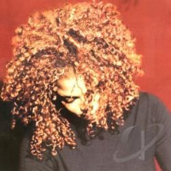 Jackson, Janet - Velvet Rope CD Cover Art