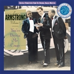 Armstrong, Louis - Volume VII: You're Driving Me Crazy CD Cover Art