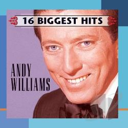 Williams, Andy - 16 Biggest Hits CD Cover Art