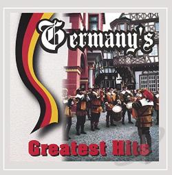 Bavarian Oktoberfest Band - Music of Oktoberfest CD Cover Art