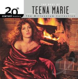 Marie, Teena - 20th Century Masters - The Millennium Collection: The Best of Teena Marie CD Cover Art