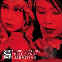 Belle & Sebastian - Storytelling CD Cover Art