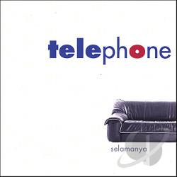Telephone - Selamanya CD Cover Art