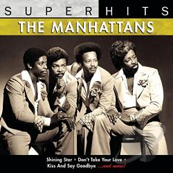 Manhattans - Super Hits CD Cover Art