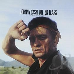 Cash, Johnny - Bitter Tears (Ballads of the American Indian) CD Cover Art