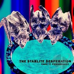 Starlite Desperation - Take It Personally CD Cover Art