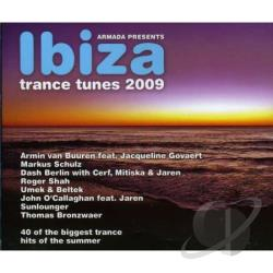 Ibiza Trance Tunes 2009 CD Cover Art