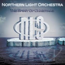 Northern Lights Symphony Orches - Spirit Of Christmas CD Cover Art