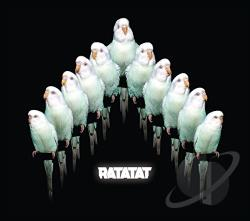 Ratatat - LP4 CD Cover Art