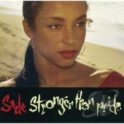 Sade - Stronger Than Pride CD Cover Art