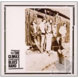 Climax Blues Band / Climax Chicago Blues Band - Climax Chicago Blues Band CD Cover Art