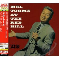 Torme, Mel - Mel Torme at the Red Hill CD Cover Art