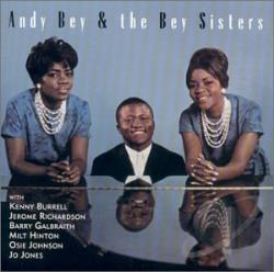 Andy & the Bey Sisters - Andy Bey & the Bey Sisters CD Cover Art