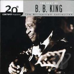 King, B.B. - 20th Century Masters - The Millennium Collection: The Best of B.B. King CD Cover Art