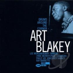 Blakey,  Art & The Jazz Messengers - Drums Around the Corner CD Cover Art