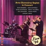 Domnerus, Arne - Arne Domnerus Septet in Concert Live '96 CD Cover Art