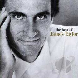 Taylor, James - Best of James Taylor CD Cover Art