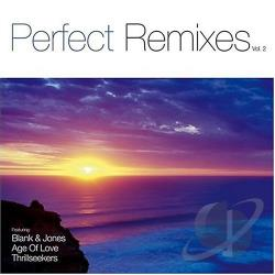 Van Dyk, Paul - Perfect Remixes, Vol. 2 CD Cover Art