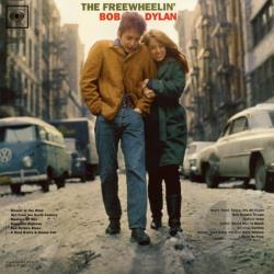 Dylan, Bob - Freewheelin Bob Dylan LP Cover Art