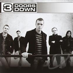 3 Doors Down - 3 Doors Down CD Cover Art