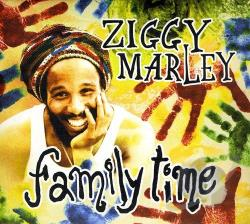 Marley, Ziggy - Family Time CD Cover Art