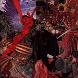 Santana - Abraxas CD Cover Art