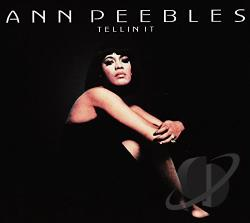 Peebles, Ann - Tellin' It CD Cover Art
