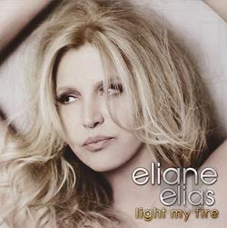 Elias, Eliane - Light My Fire CD Cover Art