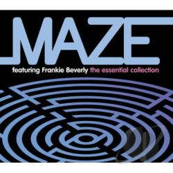 Beverly, Frankie / Maze - Essential Collection CD Cover Art