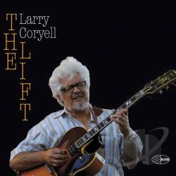 Coryell, Larry - Lift CD Cover Art