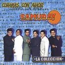 Samuray - Cumbias Con Amor CD Cover Art