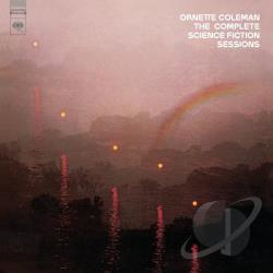 Coleman, Ornette - Complete Science Fiction Sessions CD Cover Art