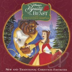 Belle S Enchanted Xmas - Disney's Beauty And The Beast: The Enchanted Christmas CD Cover Art
