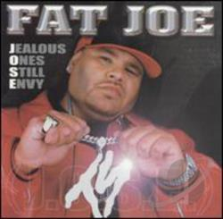 Fat Joe - Jealous Ones Still Envy (J.O.S.E.) CD Cover Art