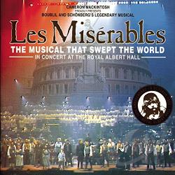 Original London Cast - Les Miserables: 10th Anniversary Concert CD Cover Art