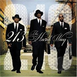 213 - Hard Way CD Cover Art