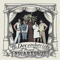 Decemberists - Picaresque CD Cover Art
