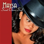 Maysa - Sweet Classic Soul CD Cover Art