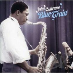 Coltrane, John - Blue Train CD Cover Art