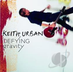 Urban, Keith - Defying Gravity CD Cover Art