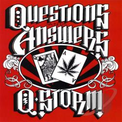 Q-Storm - Questions & Answers CD Cover Art