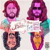 Sheepdogs - Five Easy Pieces DB Cover Art