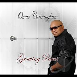 Cunningham, Omar - Growing Pains CD Cover Art