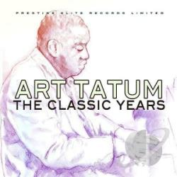 Tatum, Art - Classic Years CD Cover Art