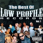 Low Profile Gangsta - Best Of Low Profile Records Vol.1 DB Cover Art