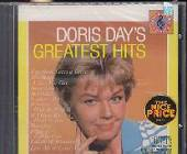 Day, Doris - Greatest Hits CD Cover Art